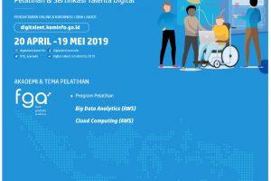 Digital Talent Scholarship 2019