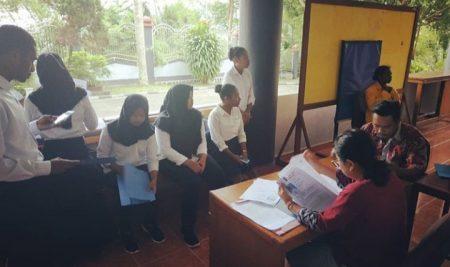 Pengumuman dari Rektor untuk calon mahasiswa baru TA, 2019-2020